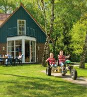 Parc de vacances situé à Cloppenburg, en Basse-Saxe.