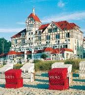 Ferienhäuser und -wohnungen direkt am Ufer der deutschen Ostsee.