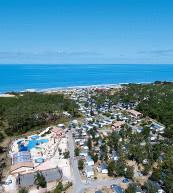 Ferienpark bei Soulac-sur-Mer.