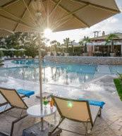 Appart'hôtel avec des studios pour quatre personnes situé à Épire.