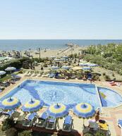Parc de vacances situé près de la plage de Cavallino-Treporti.