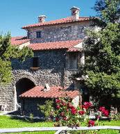 Vous passerez de bonnes vacances dans ce domaine pour 6 personnes situé au bord du lac de Bolsena.