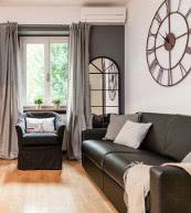 Appartement moderne pour quatre personnes situé au cœur de Milan.