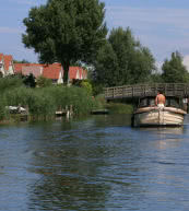 Village de vacances situé sur les bords de l' IJsselmeer.