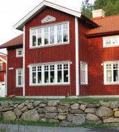 """""""Sehr schönes und liebevoll restauriertes typisches schwedisches Haus."""" schrieb ein zufriedener Urlauber."""