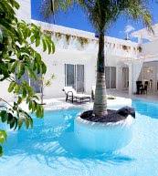 Poolvilla für bis zu acht Personen auf Fuerteventura.