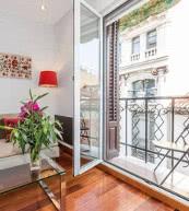 Appartement pour cinq personnes situé au cœur de Madrid.