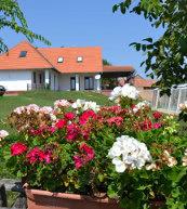 Maison pour dix personnes située dans le sud-ouest de la Hongrie.