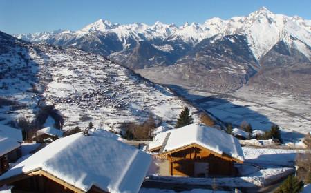 Ferienwohnung für bis zu 8 Personen in Graubünden