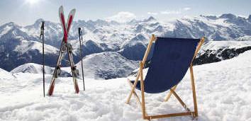 Les joies de l'hiver en location de vacances